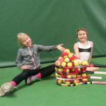 Lasten tennisleiri syyslomalla