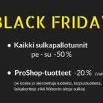 Black Friday 23.11.