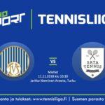 Miesten Tennisliigaa 11.11.
