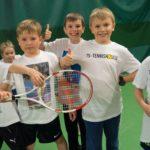 TS-Tenniskoulu - vielä mahtuu mukaan!