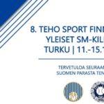 Tenniksen yleiset SM-kilpailut 11. - 15.12.