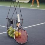 Tenniskursseja syyslomalla